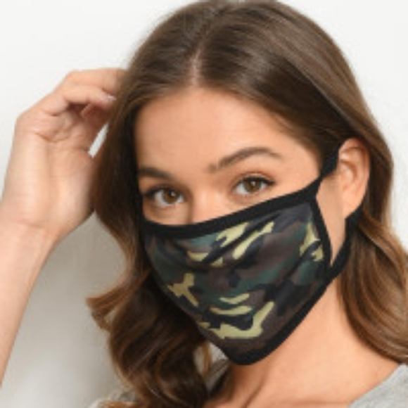Accessories - Camouflage Mask